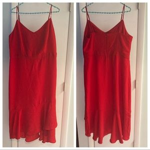 Sassy Red Dress 💃🏼